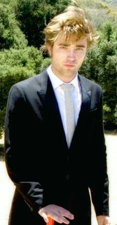 Robert Pattinson in Teen Vogue 2008