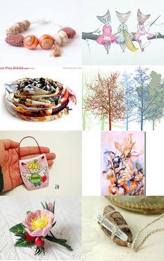 Beautiful gift ❤ 8 by Svetlana Maksutenko on Etsy--Pinned with TreasuryPin.com