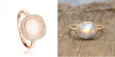 Moonstone Engagement Rings | You're a Gem – Alternative Engagement Rings for the Individual Bride