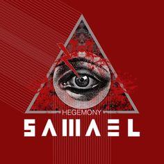 Las leyendas suizas y pioneros del black metal Samael lanzaran su décimo álbum de estudio titulado 'Hegemony' con fecha de lanzamiento para
