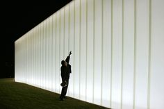 Nelson Atkins Museum Kansas City, KS Architect: Steven Holl