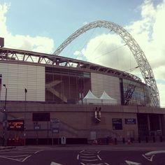 nachomonro's photo of Wembley Stadium on Instagram