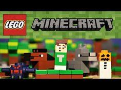 LEGO Minecraft : Additional Micromobs #7 - Showcase