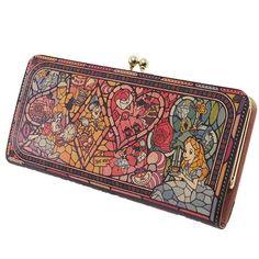 Alice In Wonderland Wallet