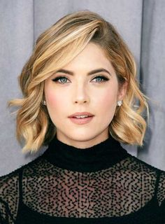 Latest Bob Haircuts for Wavy Hair | Bob Hairstyles 2015 - Short Hairstyles for Women