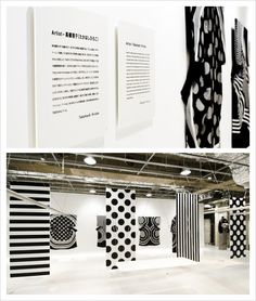 Artist Takahashi Hiroko's graphic contemporary Japanese designs of circles and straight lines. Image © Takahashi Hiroko