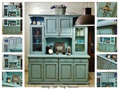 Restyling  Credenza Shabby Chic Vicky Interiors