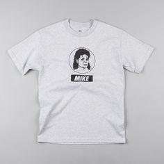 """Shakastics X Adam Villacin """"Jackson"""" T-shirt - Grey"""
