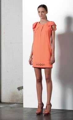 Look 43 . 313 Abito / Dress . 296 Bracciale / Bracelet . 206P Scarpa / Shoes