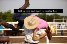 fall in love & marry a county boy