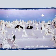 Moods of winter