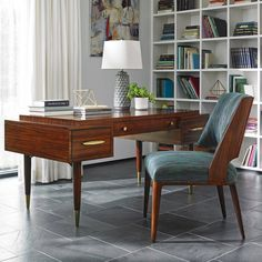 Lexington Home Brands Take Five Harrison Desk - 01-0723-933
