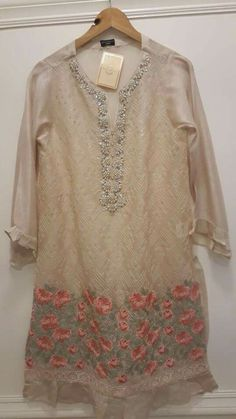 Latest Kurti Styles, Islamic Dua, Embroidery, Elegant, Summer, How To Wear, Outfits, Tops, Dresses