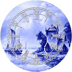 Empezamos el nuevo años, con muchos proyectos ... ilusiones, empezamos a contar, y podemos hacerlo imaginando nuestros propios relojes, os ...