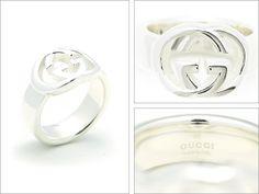 【Gucci(グッチ)】 GUCCI(グッチ) 190483-J8400/8106/17 リング 【ブランド箱入り】  世代を超えて世界中の人達から指示され愛されるブランド『GUCCI』グッチから、シンプルでも存在感あるダブルGがデザインされたブリットリングが入荷しました♬  大胆にGGアイコンがくりぬかれたグッチならではのセンスと気品を感じるデザインは、ペアリングとしても人気です♡  ご自身のご褒美や大切な人へのプレゼントをお探しの貴方へ、『幸せのジュエリー』が、〜ジュエリーで貴方を幸せに〜するために、楽天やAmazonのどのお店よりもお買い得なお値段でご用意しました♡  ■GUCCI(グッチ) 190483-J8400/8106/17 リング 【ブランド箱入り】 http://shop.moshimo.com/happinessjewelry/0000482487.html    ■GUCCI(グッチ)の商品一覧 http://shop.moshimo.com/happinessjewelry/group-0000345302-0001.html