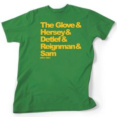 UNDRCRWN Seattle SuperSonics 'House Of Rain' Dynasty Tee