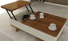 Τραπεζάκι μέσης MD7100 M120xB70XY39 εκ (ΠΑΡΑΔΟΣΗ ΠΑΝΕΛΛΑΔΙΚΑ) Table, Furniture, Home Decor, Decoration Home, Room Decor, Tables, Home Furnishings, Home Interior Design, Desk