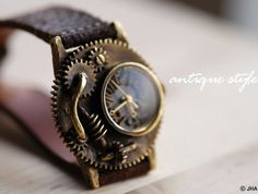 nice wristwatches from this Etsy seller