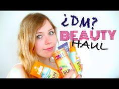 HAUL Alemania recomendaciones...  Germany Beauty Haul