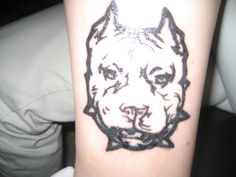 Pitbull Face Tattoo Drawings dog tattoos and designs page 15 Dog Quotes Love, Dog Quotes Funny, Tatouage Pit Bull, Dog Tattoos, Tattoo Drawings, Dog Face Drawing, Teacup Animals, Dog Wallpaper Iphone, Dog Tumblr