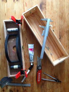 On your kitchen worktop Camera building blog.
