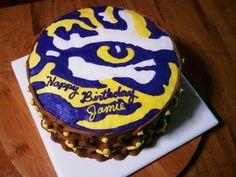 - LSU Cake