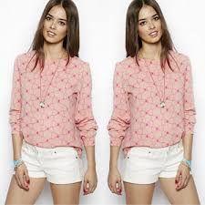 Resultado de imagen para imagenes de camisas para damas