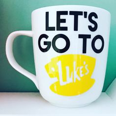 A personal favorite from my Etsy shop https://www.etsy.com/listing/489067987/gilmore-girls-gilmore-girls-revival-mug