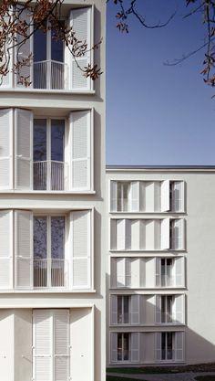 GOETZ CASTORPH ARCHITEKTEN UND STADTPLANER GMBH - GEBAEUDE - Fontavia park villas