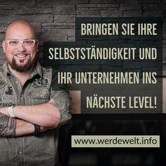 Wir sind Begleiter und Sparringspartner für Unternehmer und Selbstständige sowie strategische Consultants für Unternehmen. www.werdewelt.info