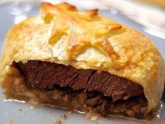 Beef Wellington-Christmas tradition