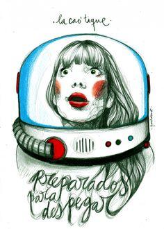 paula bonet Illustrators, Comic Art, Artist Inspiration, Circus Art, Illustration, Drawings, Figure Drawing, Art, Surf Art