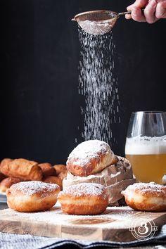 Buttermilk and Beer Beignets