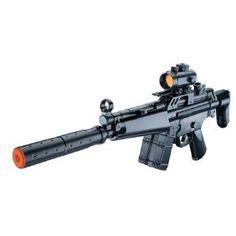 Paintball Guns, Airsoft Guns, Battlefield 2, 2 Guns, Tokyo Marui, Mp5, Air Rifle, Rifle Scope, State Art