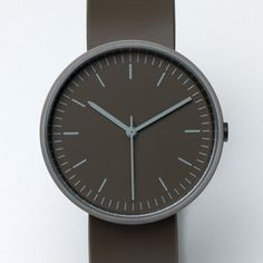 100 Series watch by Uniform Wares