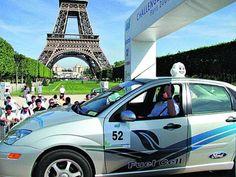 Mortefontainen teknologiakeskuksessa Pariisin pohjoispuolella pidettyyn tapahtumaan osallistuivat lähes kaikki suuret automerkit, lukuisat komponenttien valmistajat ja liuta eri energioita edustavia yrityksiä.