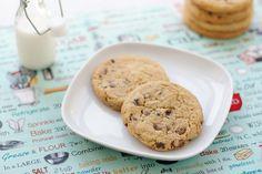 Otra receta de Cookies de Chocolate Americanas