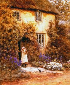 Victorian British Painting: Helen Allingham