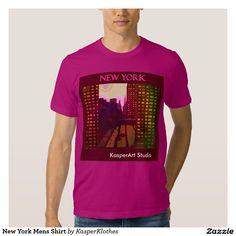 New York Mens Shirt
