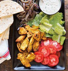 Chicken Shawarma with Tahini Sauce (recipe) / by Williams-Sonoma Taste