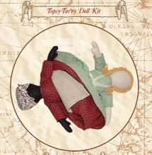 More Than a Dozen Possibilities to Make Your Own Topsy-Turvy Doll!