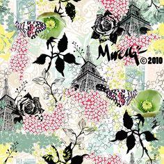 Perfume Packaging Project.   Concept and Print Design.   Mirella Bruno Print Design. 2010.
