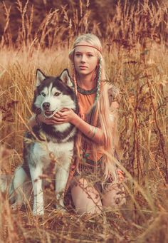 Animals And Pets, Funny Animals, Cute Animals, Wolves And Women, Amor Animal, Fantasy Wolf, Wolf Love, Shooting Photo, Puppy Husky