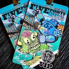 Have you brought your V.I.P passes to #fivepointsfestival yet? It's happening NEXT WEEEKND!! May 20th – 21st!! Better get on it fast.…
