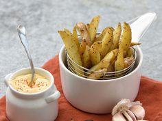Découvrir la recette des patates bravas