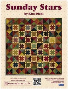 Sunday Best- Stars by Kim Diehl- RRM (free)