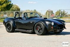 You will ❤ MACHINE Shop Café... ❤ Best of Ford @ MACHINE ❤ (Ford Shelby AC Cobra MKIII-R body kit built by Factory Five)