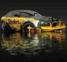 Ah yes I take it lol~dwa Steelers Transport