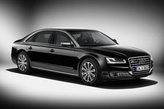 Cool Audi: Bulletproof: vernieuwde Audi A8 L Security beschermt beter dan ooit...  DrivEssential Check more at http://24car.top/2017/2017/08/13/audi-bulletproof-vernieuwde-audi-a8-l-security-beschermt-beter-dan-ooit-drivessential/