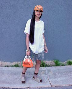Black Girl Fashion, Tomboy Fashion, Dope Fashion, Fashion Killa, Fashion Pants, Fashion Looks, Fashion Outfits, High Fashion, Swag Fashion